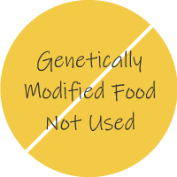 Genetically Modified Food Not Used