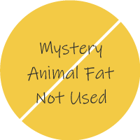 Mistery Animal Fat Not Used